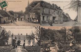 Sarthe - Lot De 80 Cartes Postales Differentes - Frais De Port Offerts - Unclassified
