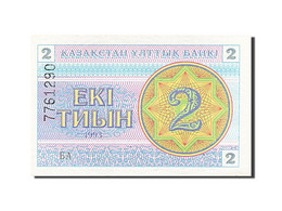 Kazakhstan, 2 Tyin, Type 1993-1998 - Kazakhstan
