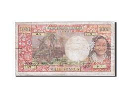 Billet, Tahiti, 1000 Francs, 1969, B+ - Other - Oceania