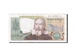 Billet, Italie, 2000 Lire, 1973, TTB - 2000 Lire