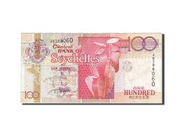 Billet, Seychelles, 100 Rupees, 1998, Undated, KM:39, TTB - Seychelles