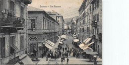 CPA SAVONA - Via Manzoni - Savona