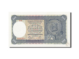 Billet, Slovaquie, 100 Korun, L.1940, 1940-10-07, KM:10a, SPL - Slovakia