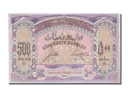 Billet, Azerbaïdjan, 500 Rubles, 1920, SUP - Azerbaïjan