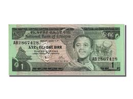 Billet, Éthiopie, 1 Birr, SPL - Ethiopia