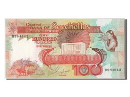 Billet, Seychelles, 100 Rupees, 1989, KM:35, NEUF - Seychelles