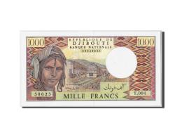 Billet, Djibouti, 1000 Francs, NEUF - Djibouti