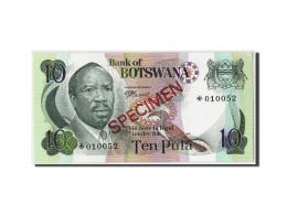Billet, Botswana, 10 Pula, NEUF - Botswana