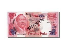 Billet, Botswana, 20 Pula, NEUF - Botswana