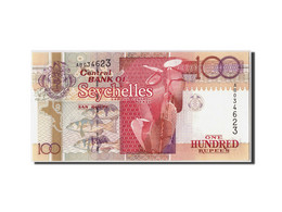 Billet, Seychelles, 100 Rupees, Undated, Undated, KM:39, SPL - Seychelles