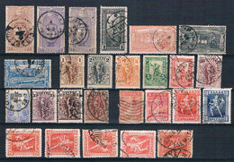 GREECE    OLD CLASSIC STAMPS     TO CHECK  3 - Oblitérés