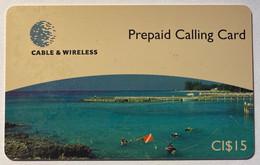 Soto's Reef - Iles Cayman
