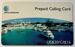 Georgetown Habour - Iles Cayman