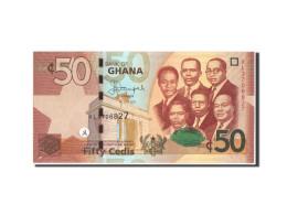 Billet, Ghana, 50 Cedis, 2015, 1.7.2015, KM:41, NEUF - Ghana