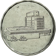 Monnaie, YEMEN REPUBLIC, 5 Riyals, 2004, FDC, Stainless Steel, KM:26 - Yemen
