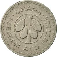 Monnaie, Ghana, 10 Pesewas, 1967, TTB, Copper-nickel, KM:16 - Ghana