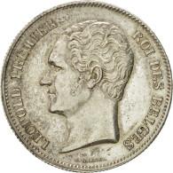 Monnaie, Belgique, Leopold I, 2-1/2 Francs, 1849, Bruxelles, SUP, Argent, KM:11 - 10. 2 1/2 Franco
