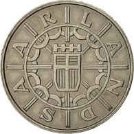 Monnaie, SAARLAND, 100 Franken, 1955, Paris, SUP, Copper-nickel, KM:4 - Sarre