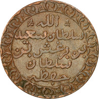 Monnaie, Zanzibar, Pysa, 1881, TTB+, Cuivre, KM:1 - Tanzania