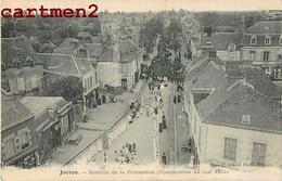 JAVRON RENTREE DE LA PROCESSION COMMUNION 22 MAI 1904 RELIGION 53 MAYENNE - Unclassified