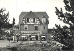 """/ CPSM FRANCE 22 """"Sables D'Or Les Pins, Hôtel Restaurant Au Bon Accueil"""" - Other Municipalities"""