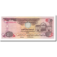Billet, United Arab Emirates, 5 Dirhams, 1993, KM:12a, NEUF - United Arab Emirates