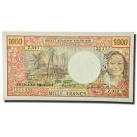Billet, Tahiti, 1000 Francs, 1985, KM:27d, SPL+ - Papeete (French Polynesia 1914-1985)