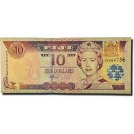 Billet, Fiji, 10 Dollars, 1996, KM:98b, NEUF - Fiji