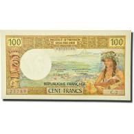 Billet, Nouvelle-Calédonie, 100 Francs, 1969, KM:59, SUP - Papeete (French Polynesia 1914-1985)