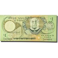 Billet, Tonga, 1 Pa'anga, 1995, KM:31b, NEUF - Tonga