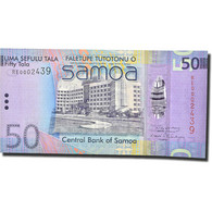 Billet, Samoa Occidentales, 50 Tala, 2008, KM:41a, NEUF - Samoa