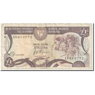 Billet, Chypre, 1 Pound, 1994, 1994-03-01, KM:53c, TB - Cyprus