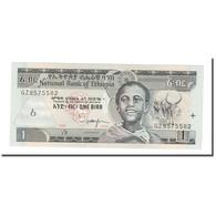 Billet, Éthiopie, 1 Birr, 1997 EE 1989, KM:46c, SPL - Ethiopia