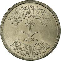 Monnaie, Saudi Arabia, UNITED KINGDOMS, 25 Halala, 1/4 Riyal, 1972/AH1392, TTB - Saudi Arabia