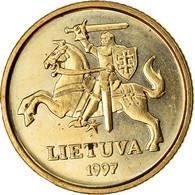 Monnaie, Lithuania, 10 Centu, 1997, SUP, Nickel-brass, KM:106 - Lithuania