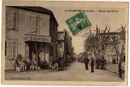 Dép.(13) Bouches Du Rhône Cpa La Valentine Route Des Olives - Other Municipalities