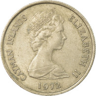 Monnaie, Îles Caïmans, Elizabeth II, 10 Cents, 1972, TTB, Copper-nickel, KM:3 - Cayman Islands