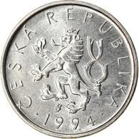 Monnaie, République Tchèque, 10 Haleru, 1994, SPL, Aluminium, KM:6 - Czech Republic