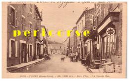43   Pinols  Hôtel Des Voyageurs Et Commerces Grande Rue - Sonstige Gemeinden