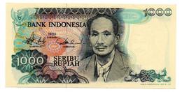 Indonésie -  1000 Rupiah 1980 SUP - Indonesia