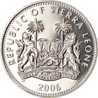 Monnaie, Sierra Leone, Dollar, 2006, British Royal Mint, Basilique Saint Pierre - Sierra Leone