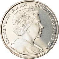 Monnaie, BRITISH VIRGIN ISLANDS, Dollar, 2006, Franklin Mint, 500ème - British Virgin Islands