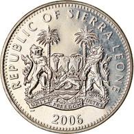 Monnaie, Sierra Leone, Dollar, 2006, Pobjoy Mint, Chimpanzé, SPL - Sierra Leone