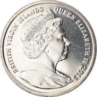 Monnaie, BRITISH VIRGIN ISLANDS, Dollar, 2013, Franklin Mint, Dynastie Romanov - - British Virgin Islands