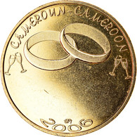 Monnaie, Cameroun, 7500 CFA-5 Africa, 2005, Paris, Alliances, SPL, Laiton - Cameroon