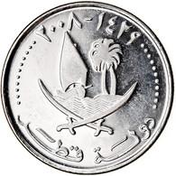 Monnaie, Qatar, 25 Dirhams, 2008/AH1429, Paris, SPL, Cupro-nickel - Qatar