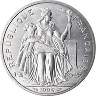 Monnaie, Nouvelle-Calédonie, 5 Francs, 1994, Paris, SPL, Aluminium, KM:16 - New Caledonia