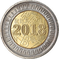 Monnaie, Zimbabwe, 2 Dollars, 2018, Bond Coin, SPL, Bi-Metallic - Zimbabwe
