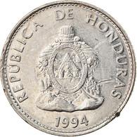 Monnaie, Honduras, 20 Centavos, 1994, TTB, Nickel Plated Steel, KM:83a.1 - Honduras
