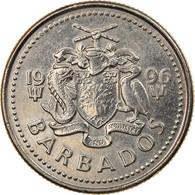 Monnaie, Barbados, 10 Cents, 1996, Franklin Mint, SUP, Copper-nickel, KM:12 - Barbados